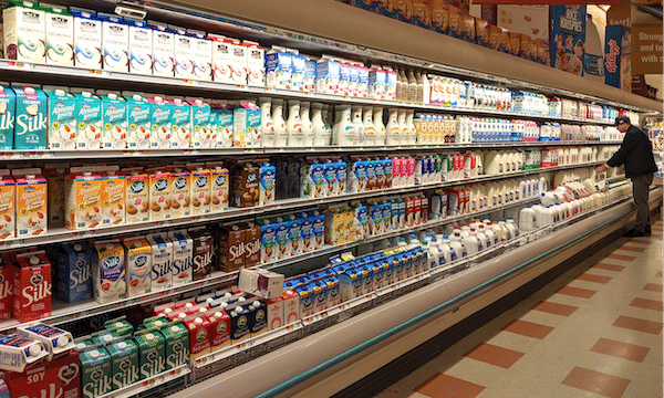 """With the Rise of Plant-Based Milks, is it Time to Say """"Move Over Cows""""?"""