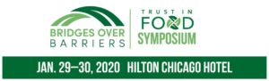 Trust in Food Conference Logo
